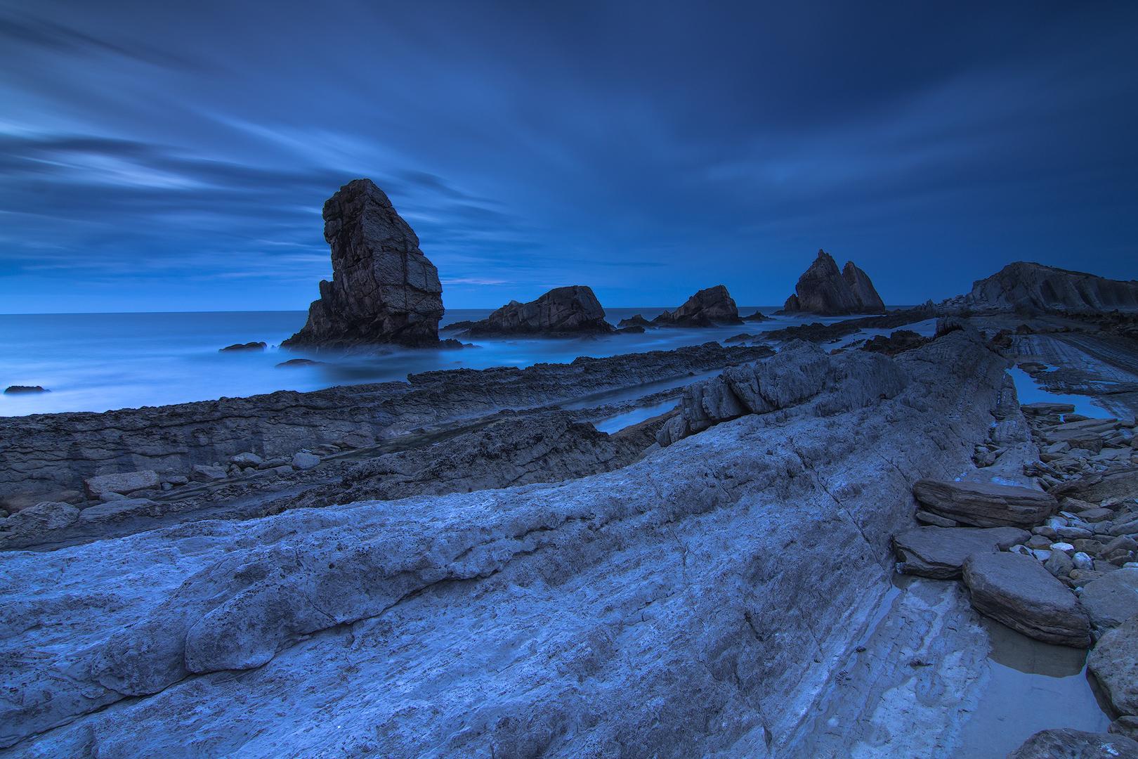 Blue Arnia